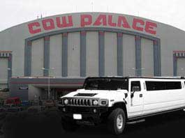 Limo Service for Daly City
