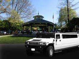 Limo Service for Healdsburg