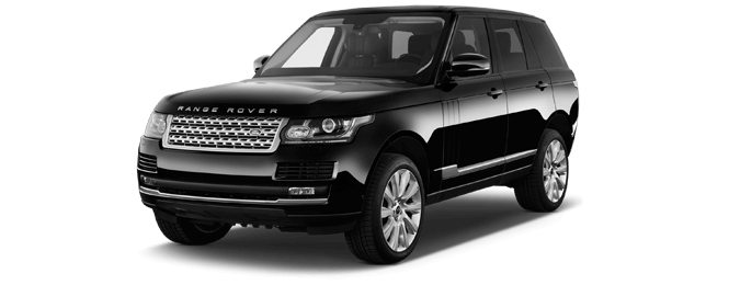 California Range Rover Sport SUV Exterior