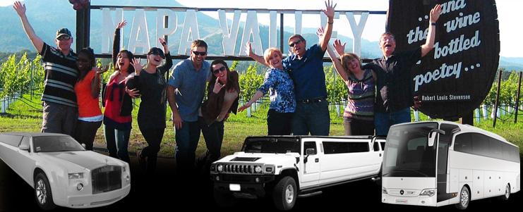 Exotic Napa Wine Tours California