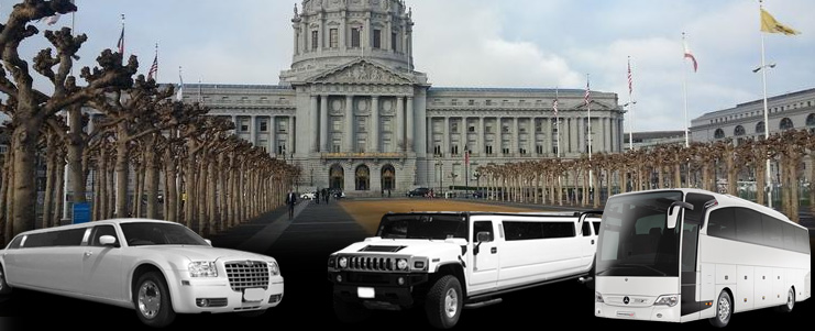 Limos and Party Bus Rentals in San Francisco