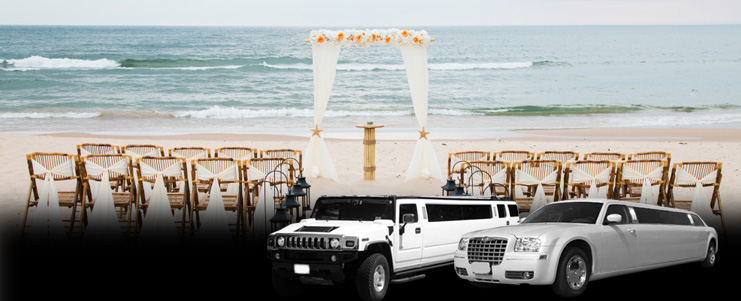 Wedding Limousine Rentals California