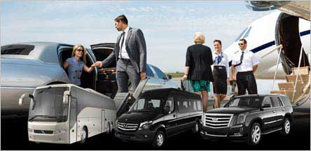 Airport Transportation Limo Service California