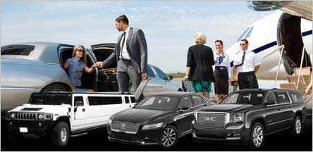 Airport Transportation Limousine Service California