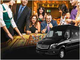 California Casino Limousine Trasportation