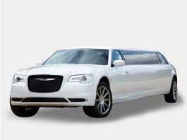 California Chrysler 300 Stretch Limo Rental