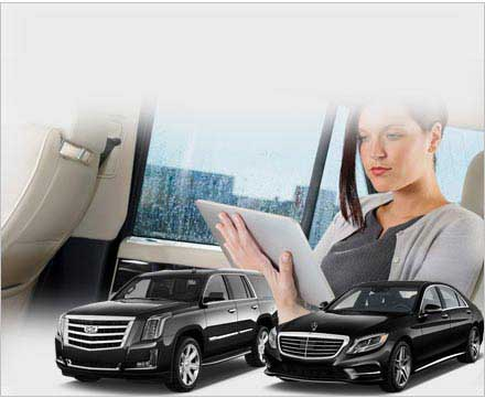 California Corporate Transportation Service