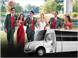 California Proms Formals Trasportation