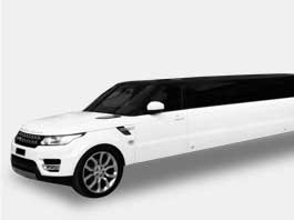 California Range Rover Stretch Limo Rental
