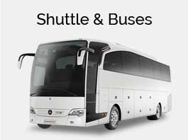 California Shuttle And Buses