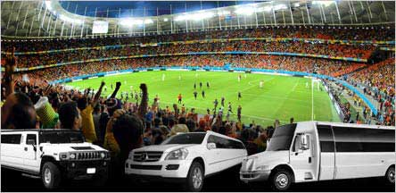 California Sports Events Limo And Car Rental Service