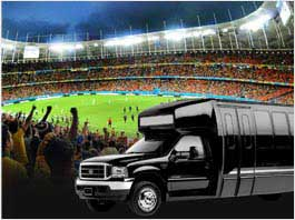 California Sports Events Limousine Service