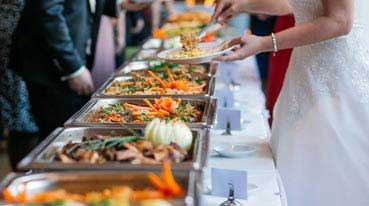 California Wedding Catering Service