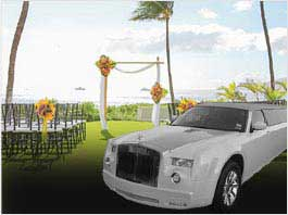 California Weddings Limousine
