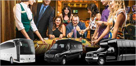 Casino Trips Limo Service For California