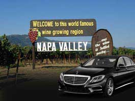 Limo Service for Napa