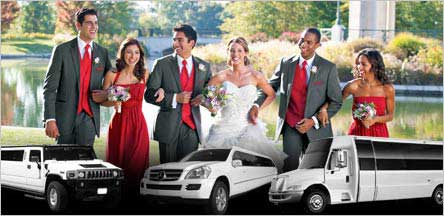 Prom And Formals Limo Service For California