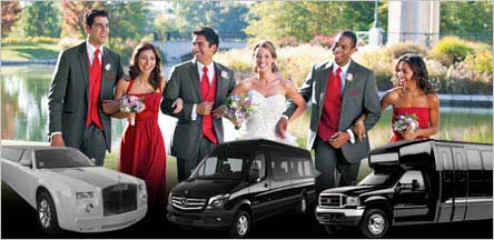 Prom And Formals Transport Service For California