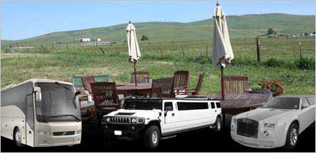 San Francisco To Livermore Wine Tours Limo Service