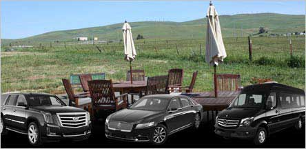 San Francisco To Livermore Wine Tours Transport Service