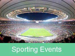 Sporting Events California
