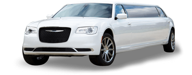 California Chrysler 300 Limo Exterior