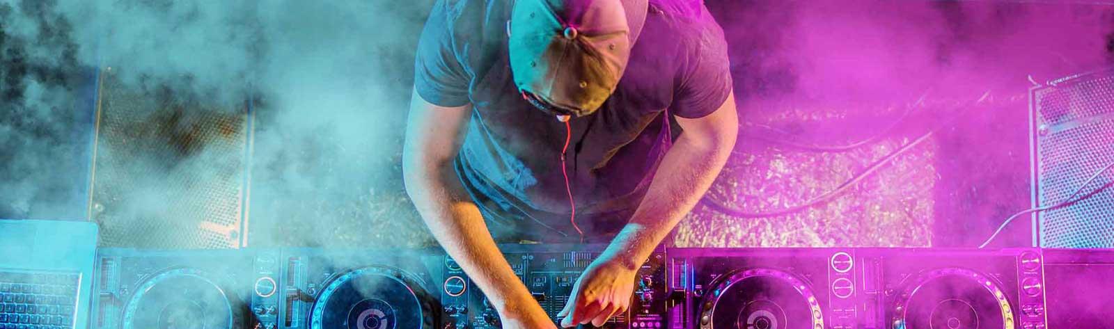 California DJ Rental Services