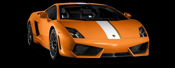 California Lamborghini Gallardo Exterior