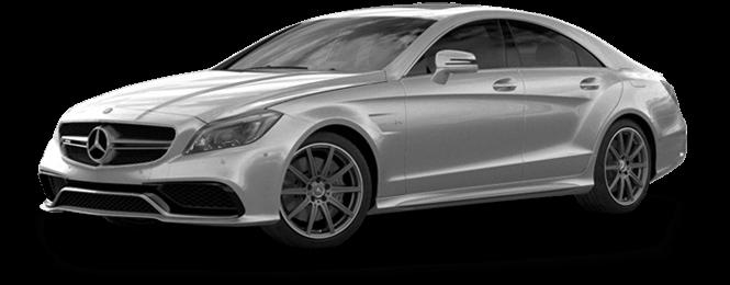 California Mercedes CLS 63 AMG Exterior