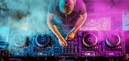 DJ Rental Services California