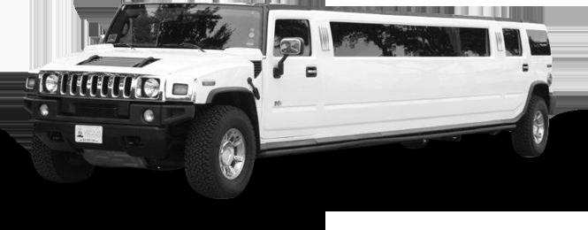 Hummer Limousine Exterior